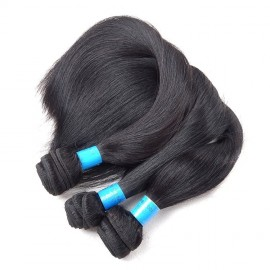 Wholesale Supplier Brazilian Silky Straight Hair Weaving