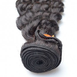 Lowest Price Top Quality Deep Wave Virgin Indian Hair Extensions