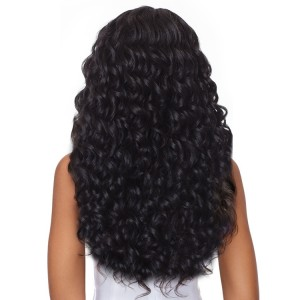 Unprocessed 100% Brazilian Loose Wave Double Drawn Single Layer