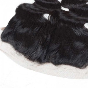New In 2020 Swiss Lace Frontal 13x5 Body Wave No Tangle No Shed With Baby Hair