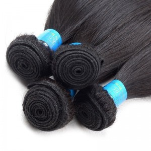 Top Quality Brazilian 7A Straight Fresh Hair Large Stock Last More Than 3 Years