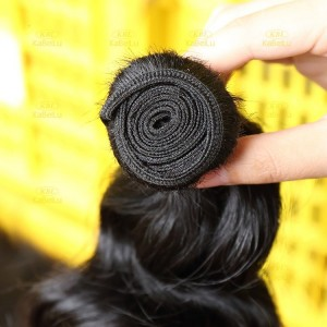 XR 2020 100% Brazilian Human Hair Extensions Loose Wave