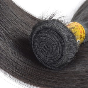 Super Soft Peruvian Straight Hair 6A Unprocessed Virgin Hair Extension